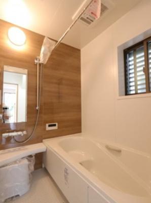 ゆったり過ごせるお風呂です 三郷新築ナビで検索
