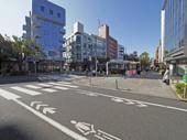 建物110㎡可能 隣地通路に面し日当たり良好 世田谷区弦巻2丁目売地の画像