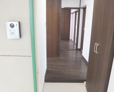 【玄関】金剛第三住宅