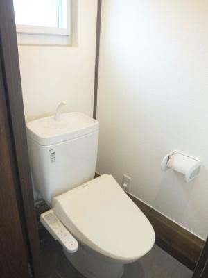 【トイレ】金剛第三住宅