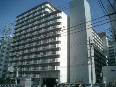 都心型マンション!梅田駅徒歩圏5分です!