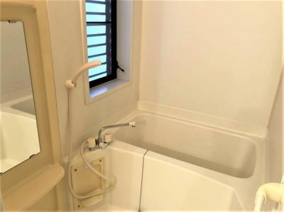 【浴室】キャナルコート松屋町