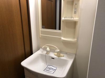 【独立洗面台】キャナルコート松屋町