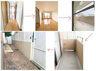 【浴室】ワコーレソレア垂水・高丸