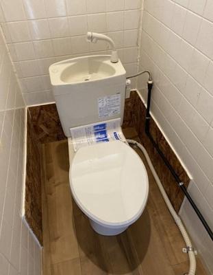 【トイレ】冬野戸建て