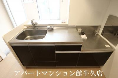 【キッチン】UTOPIA FORLEAF(ユートピアフォーリーフ)B