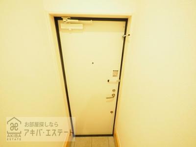 【玄関】ラメール飯田橋