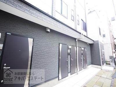 【エントランス】ラメール飯田橋