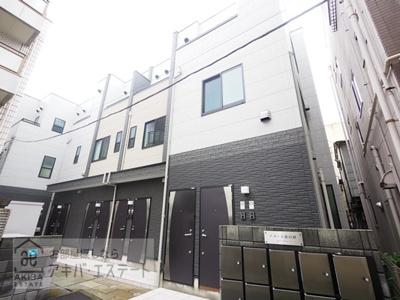 【外観】ラメール飯田橋