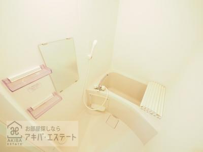 【浴室】ラメール飯田橋