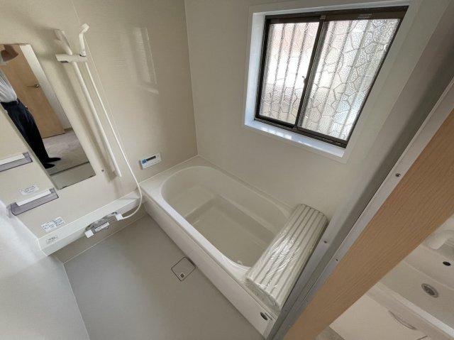【浴室】宇部市厚南中央1丁目 戸建