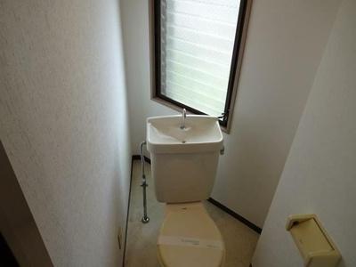 【トイレ】フラット美堀