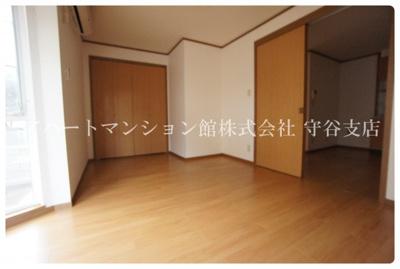 【居間・リビング】サニーサイト