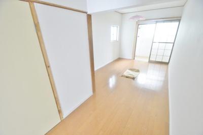 【居間・リビング】恵我之荘6丁目平屋