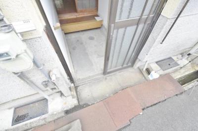 【玄関】恵我之荘6丁目平屋