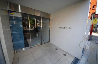 【エントランス】リセス大阪EAST