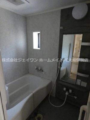 【浴室】スコイアットリーノ