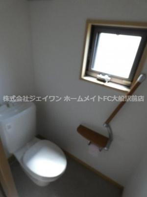 【トイレ】スコイアットリーノ