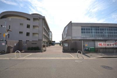 (中学校)浜寺南中学校 徒歩5分(約400m)