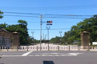 (公園)浜寺公園  徒歩7分(約500m)