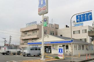 (コンビニ)ローソン堺浜寺南店 徒歩8分(約640m)