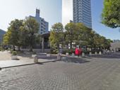 「用賀」駅 徒歩3分。京西小学校周辺エリアの分譲地の画像