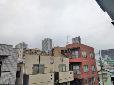江東区が良く見渡せます。