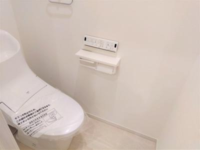 トイレだって憩いの場です。