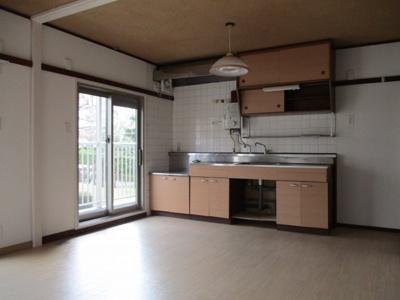 【キッチン】高洲3丁目住宅