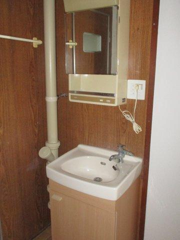 【独立洗面台】高洲3丁目住宅