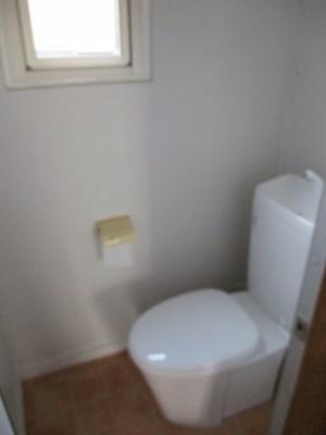 【トイレ】高洲3丁目住宅