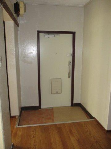 【玄関】高洲3丁目住宅