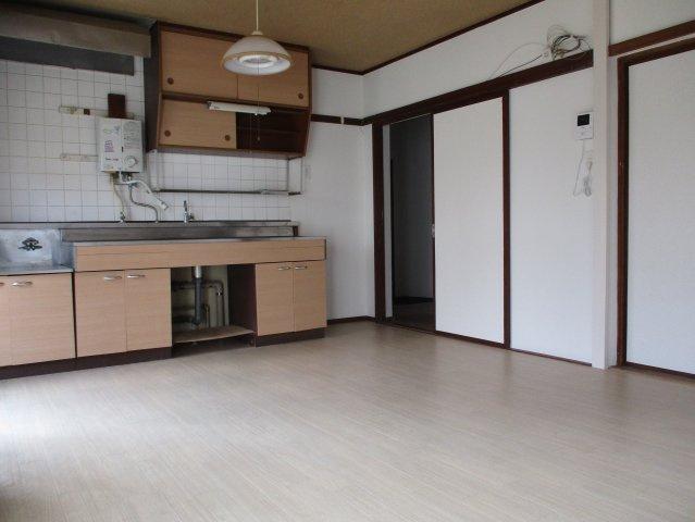 【居間・リビング】高洲3丁目住宅