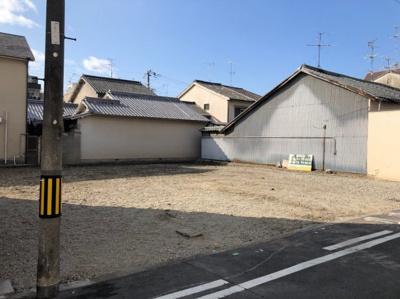 【外観】旭区清水2丁目B号地 売土地