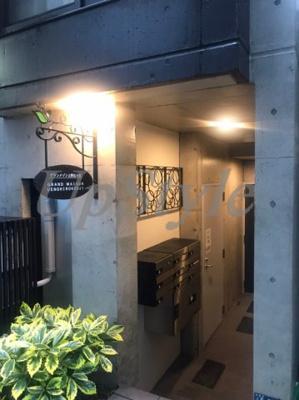 【エントランス】グランメゾン上野広小路