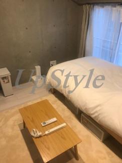 【寝室】グランメゾン上野広小路