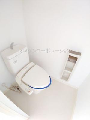 【トイレ】シャーメゾンヴェルジェ