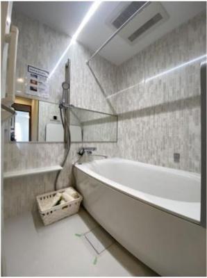【浴室】イトーピア中之島パークサイド