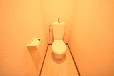 【トイレ】メゾンドプラムⅡ