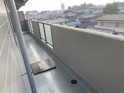 【バルコニー】サンハート南茨木