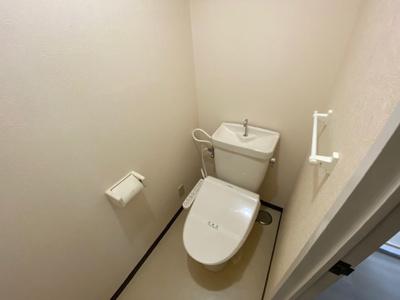 【トイレ】サンハート南茨木