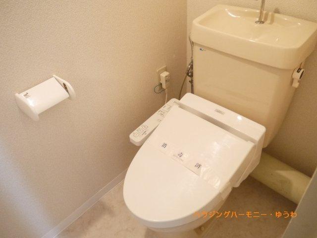 【トイレ】ヴェルティ三園