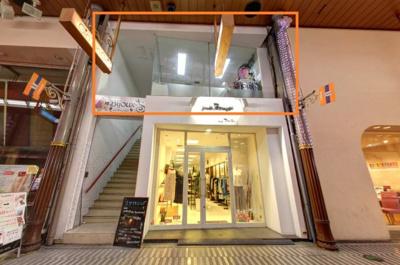【外観】松山市大街道1丁目2-1 賃貸店舗