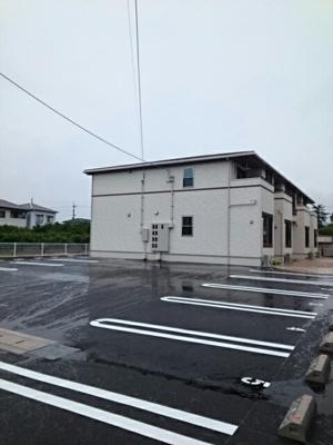 【駐車場】ボヌールK・Befu