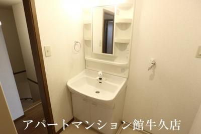 【洗面所】フラール