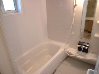 【浴室】ヴィラコスモス