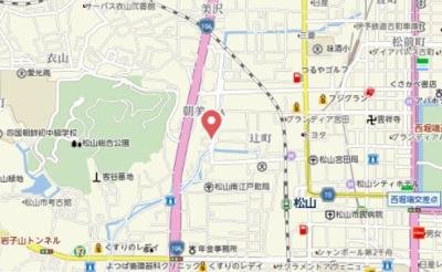 【地図】メゾン・フランベル
