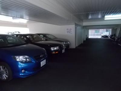 【駐車場】ユニライフ江坂Ⅱ