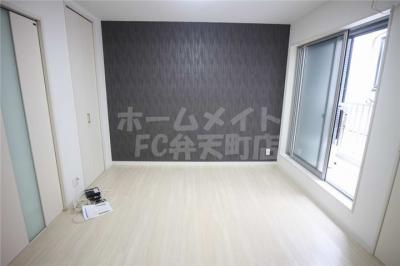 【寝室】FINE SQUARE 朝潮橋