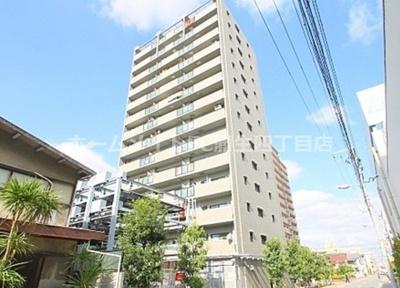【外観】スカイタワー鶴見緑地